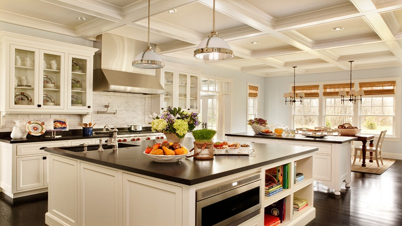 Cool Kitchen Design Ideas To Enhance Your Home's Feel