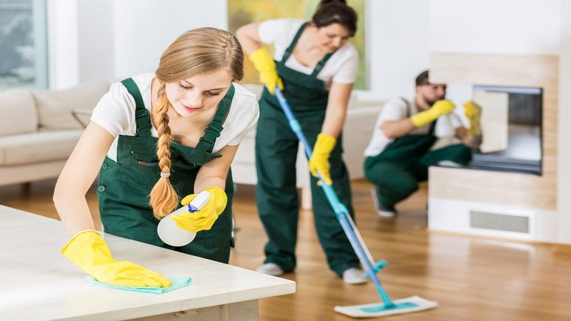 Know How You Can Clean Your Home Professionally and Quickly