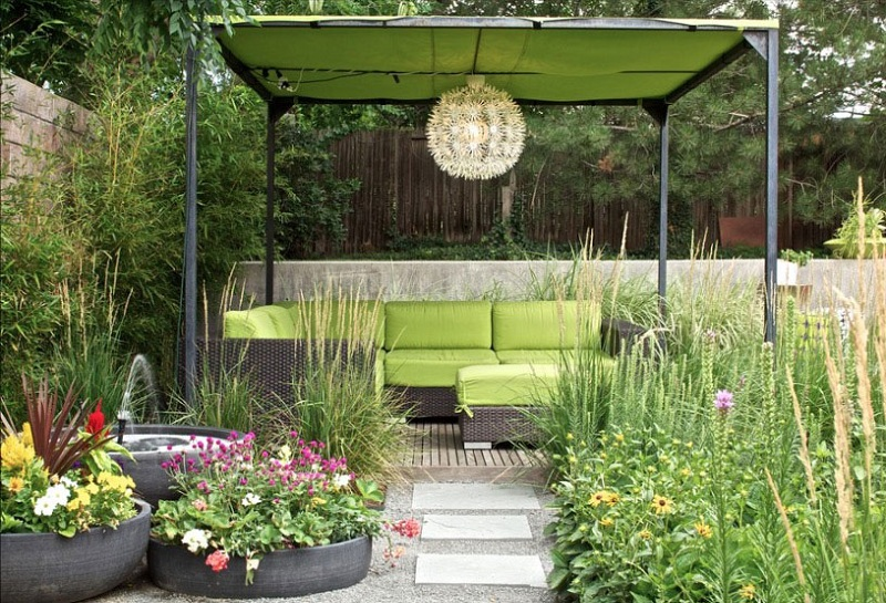 Cheap & Easy Backyard Ideas to Beautify Your Garden