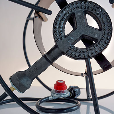 4 Tips To Keep Your Propane Burner Squeaky Clean